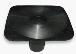 Roofing funnel