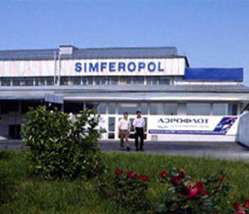 Simferopol International Airport, Simferopol
