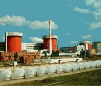 South Ukrainian NPP, Nykolaiv region.